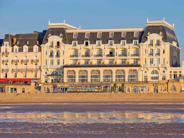 Le Grand Hotel de Cabourg - MGallery Hotel Collection