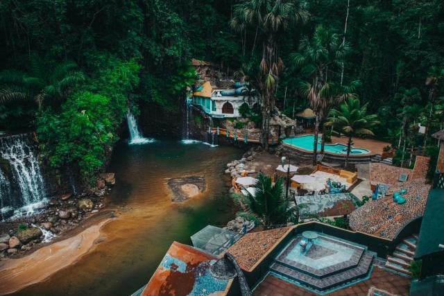 Kashama Eco Resort & Spa