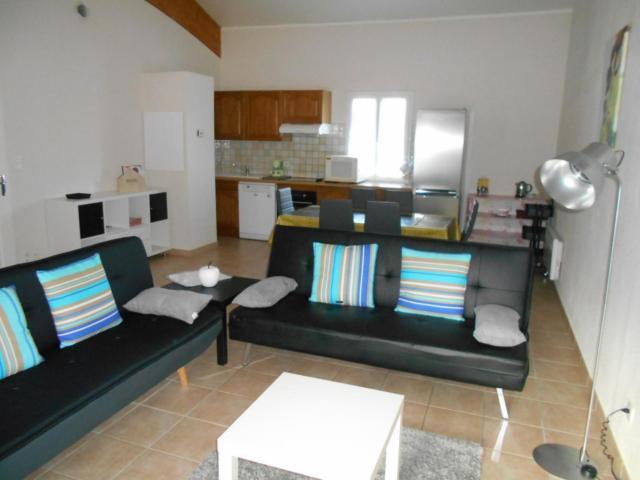 Appartement Sarlat-la-Canéda, 3 pièces, 6 personnes - FR-1-552-23