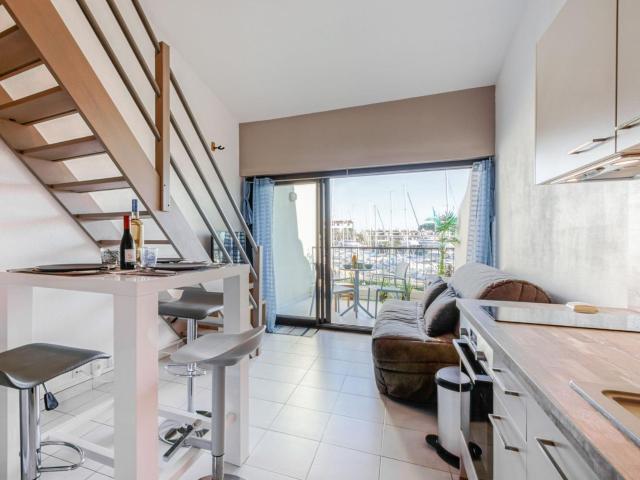 Apartment Les Deux voiles-2