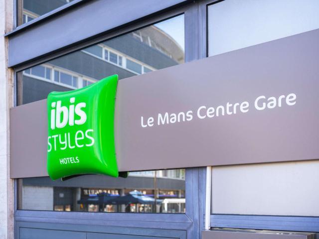ibis Styles Le Mans Gare Sud