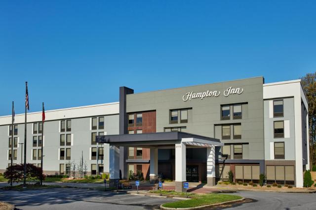 Hampton Inn Atlanta-Cumberland Mall/Cobb Galleria Area