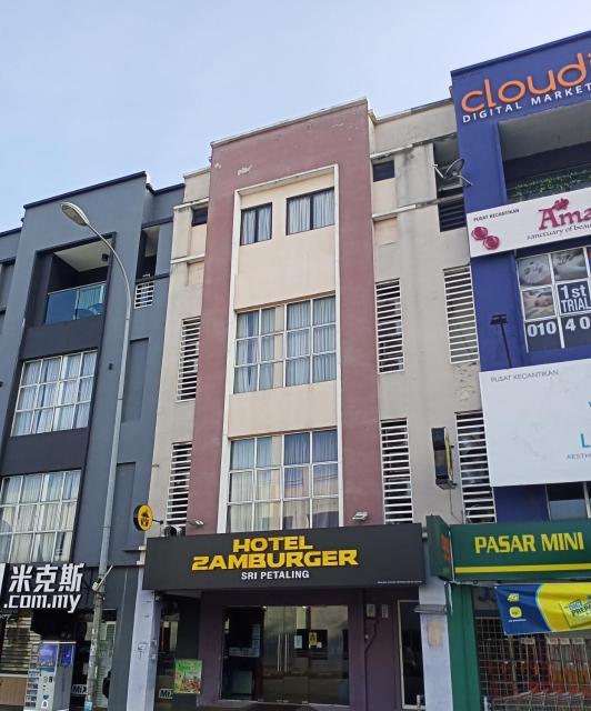 Hotel Zamburger Sri Petaling