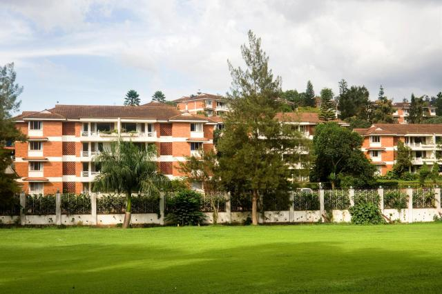 Golf Course Apartments