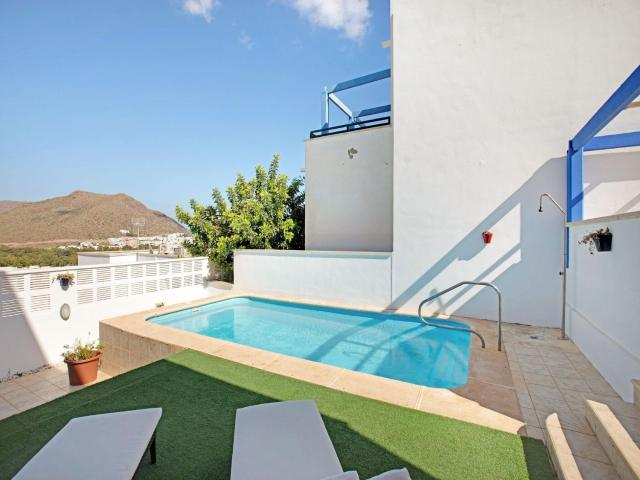 Bright holiday home in Nijar with a private swimming pool