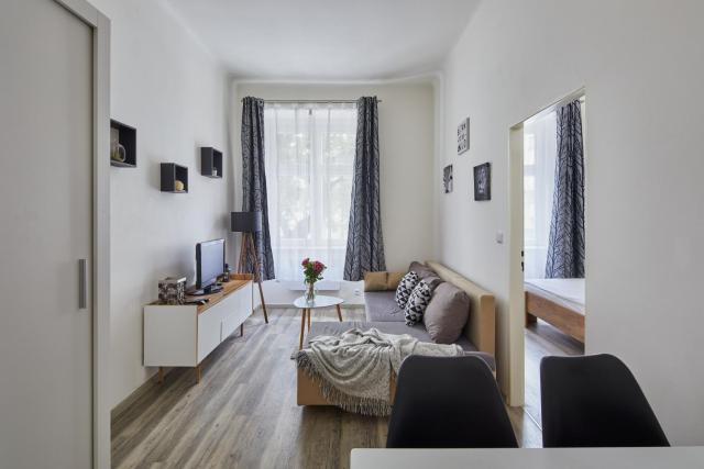 Homey Apartment in Žižkov by Prague Days