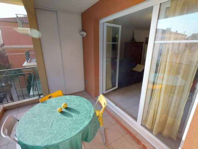 Appartement Menton, 3 pièces, 6 personnes - FR-1-196-270