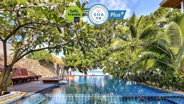 Sairee Hut Resort Koh Tao-SHA Plus