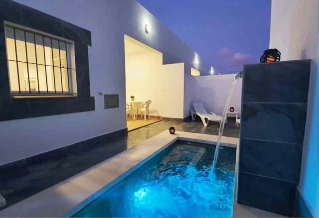 Apartamentos con piscina privada