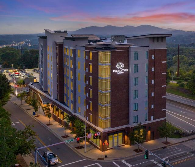 DoubleTree by Hilton Asheville Downtown