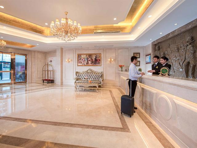 Vienna Hotel Shenzhen Lo Wu Control Point