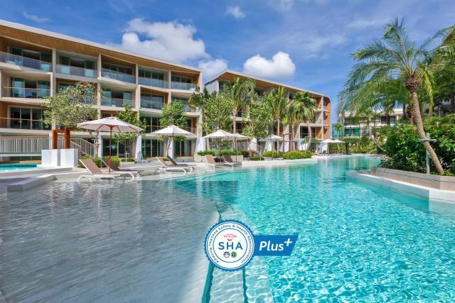 Wyndham Grand Nai Harn Beach Phuket - SHA Plus