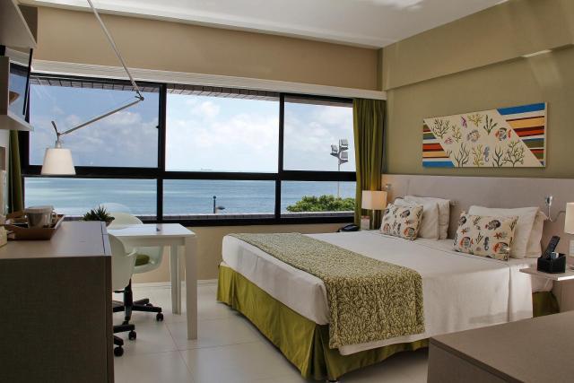 Bourbon Fortaleza Hotel Beira Mar