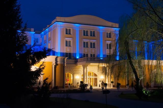 Hotel Windsor w Jachrance