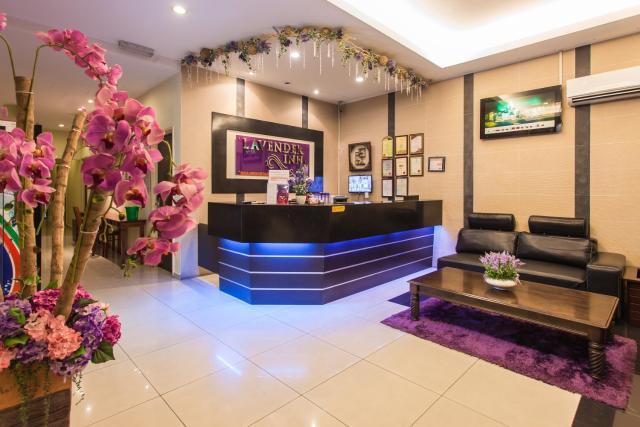 Hotel Zamburger Lavender Permas