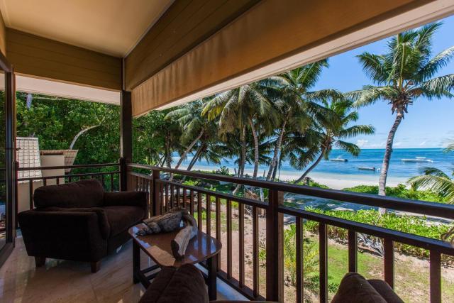 Villas des Alizes beachfront suites and garden villas
