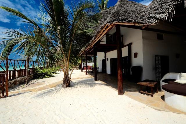 Beachfront Villa Patti ZanzibarHouses