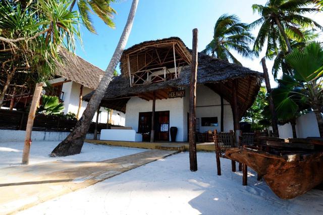 Beachfront Villa Hideaway ZanzibarHouses