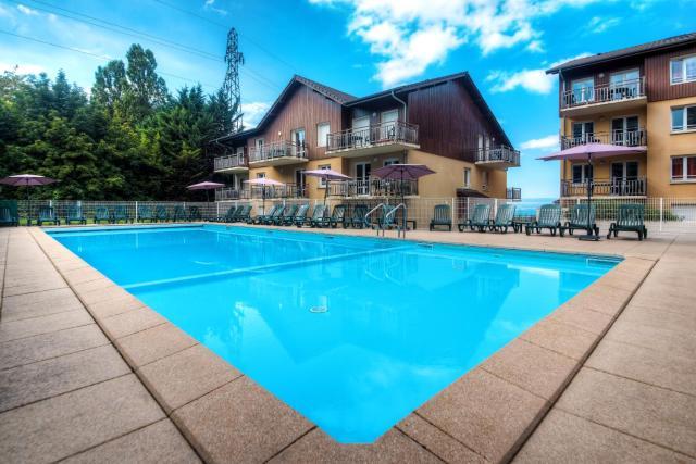 Zenitude Hôtel-Résidences Les Terrasses du Lac