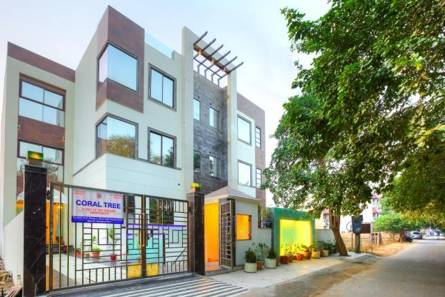 Treebo Trend Coral Tree DLF Phase 1
