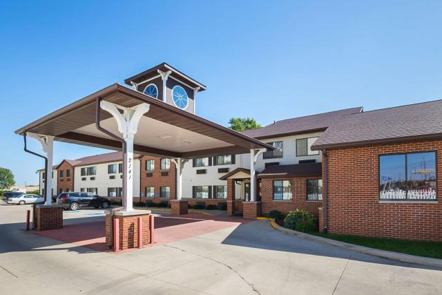 Motel 6-Waterloo, IA - Crossroads Mall - Cedar Falls