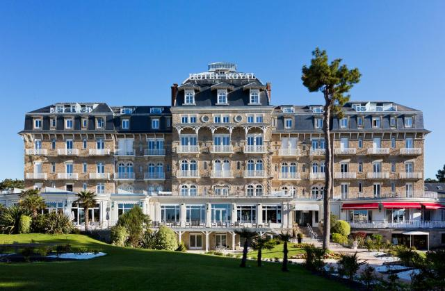 Hôtel Barrière Le Royal La Baule