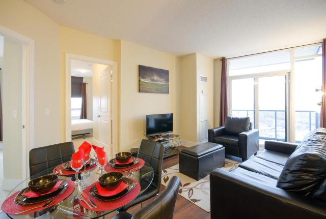 Executive Furnished Properties - Mississauga