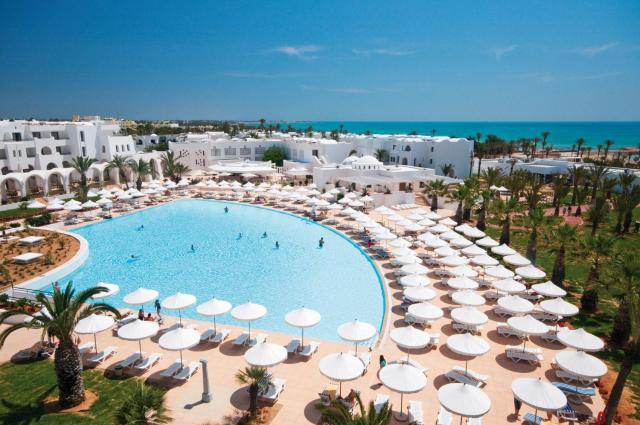 Hotel Club Palm Azur - Couples and Families Only