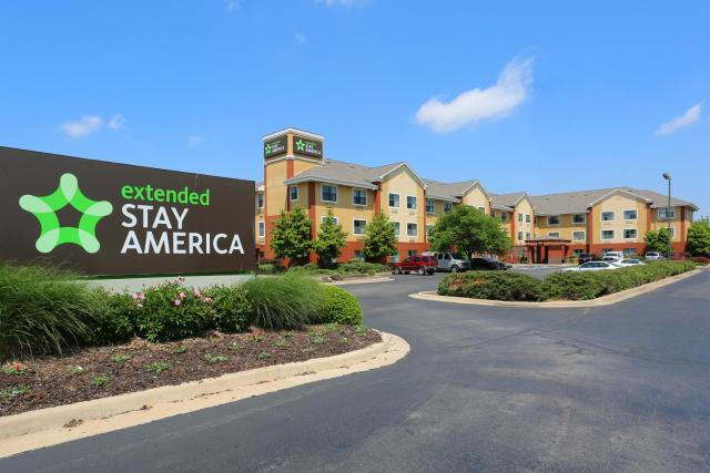 Extended Stay America Suites - Springfield - South