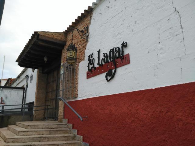 Hotel Rural El Lagar