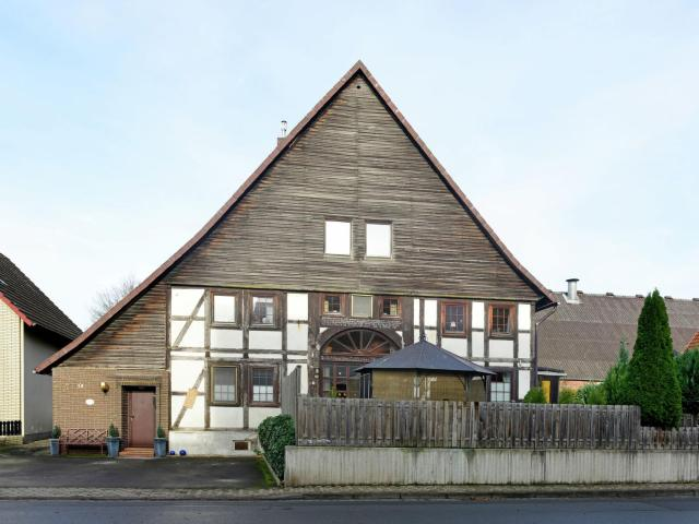 Wooden Apartment in Lowensen Lower Saxony with private terrace