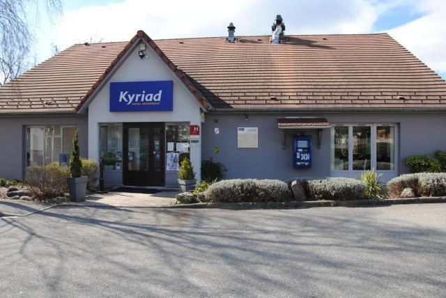 Kyriad Bellegarde - Genève