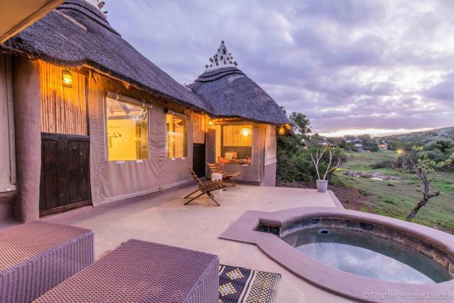Safari Lodge - Amakhala Game Reserve