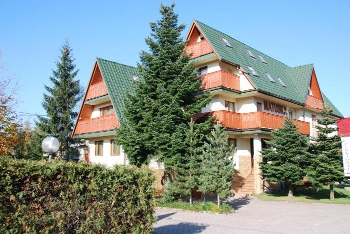 Apartamenty Matuska