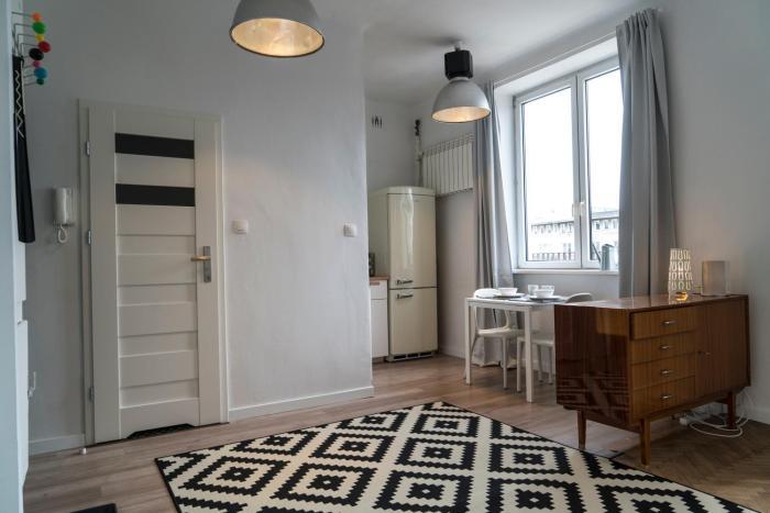 Apartament przy Rotundzie