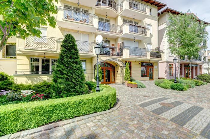 Dom House Apartamenty Patio Mare