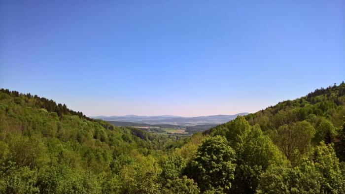 Chata Na Przełęczy