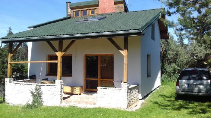 Dom Jura Krakowsko Częstochowska