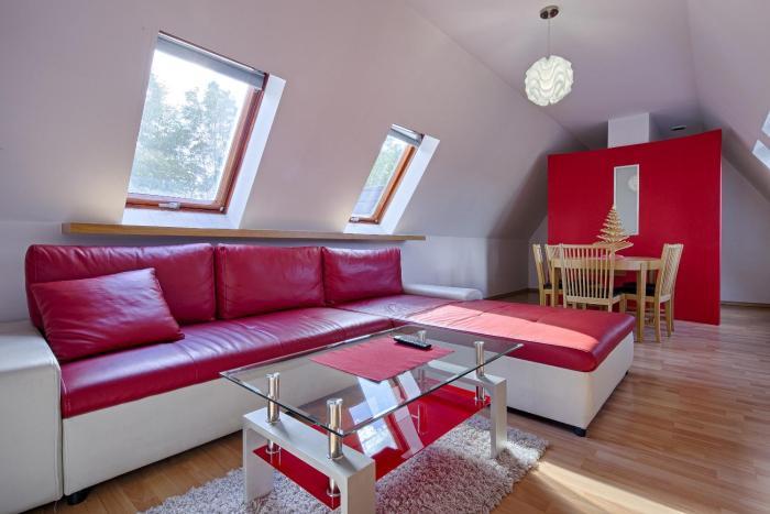 Apartament Red Wine