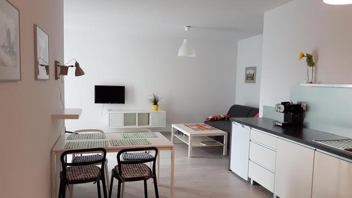 Apartament Akwarelowy