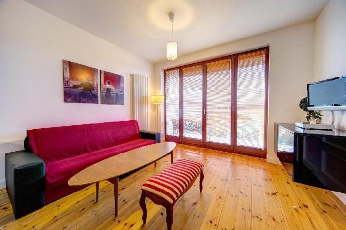 Apartamenty Apartinfo Lesna