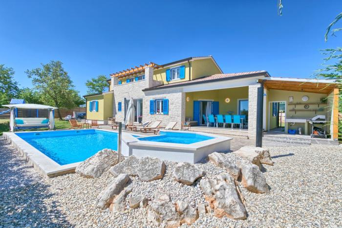 Villa Zminj 1404