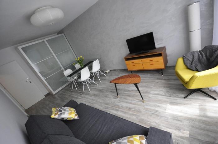 Apartament nad Morzem, Wynajem, mieszkanie, 4-6os. Gdańsk