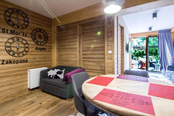Apartamenty Pod Giewontem Lux&Spa Zakopane