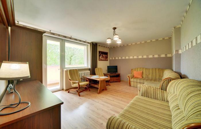 ApartInvest Apartament Zacisze