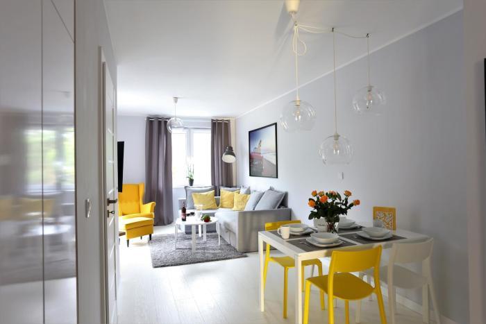 Apartamentowiec Dwie Sosny