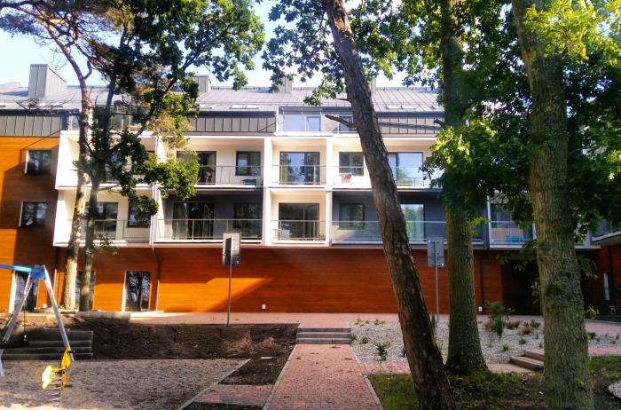 Apartament Ku Morzu II Ustronie Morskie