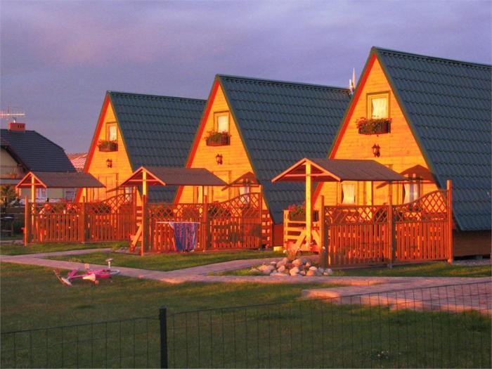 Bajeczne domki