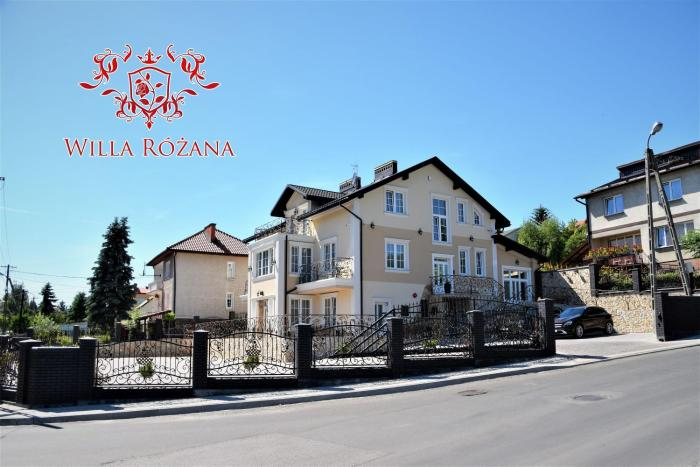 Willa Różana Apartamenty i Pokoje Gościnne