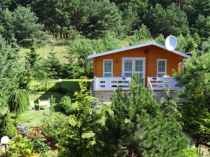 Lesny domek